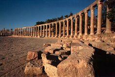 ruina de Jerash | In