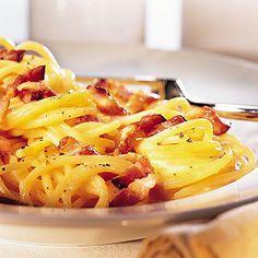 Rezept für Spaghetti Carbonara