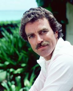 Tom Selleck - Yes, I was a teen in the 80's :)