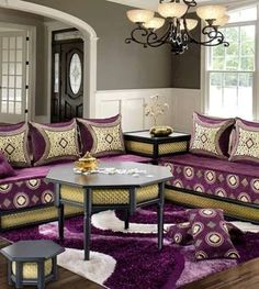 Moroccan Living Room Design Matching Chairs 462 Best Salons Marocains Images Arabian Style Cushions Decor Interiors