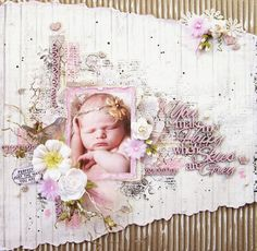 Scrap Around The World: August 2014 Challenge 16 - An Elegant & Textural Mood Board by Marilyn Rivera
