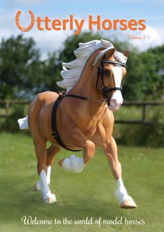 First Issue of Utterly Horses has galloped out