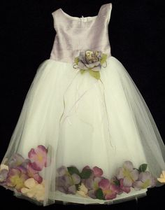 Flower Girl And Special Occassion Dresses