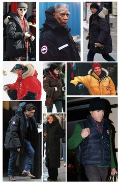 why are canada goose coats so popular