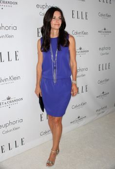 Courteney Cox Photos - 15th Annual Women In Hollywood Tribute - Arrivals - Zimbio