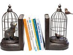 Podpórka na Książki Cave Cats — Podpórki na książki — KARE® Design