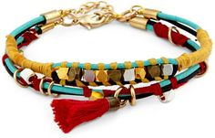 Sole Society Boho Wrap Bracelet