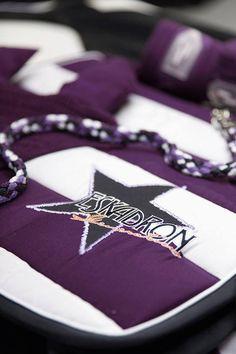 Purple eskadron