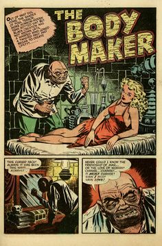 from my Print feature on the horribly evil comic books of the 1950s...