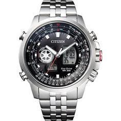 Citizen Promaster Sky Crono World Timer Orologio Uomo Rolex Watches, Watches For Men, World Timer, Time In The World, Citizen Eco, Casio Watch, Omega Watch, Jewelry Watches, Ebay