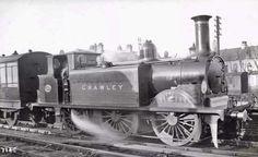 Steam Engine, Steam Locomotive, British Isles, Brighton, Tanks, Terrier, Engineering, Coast, Train