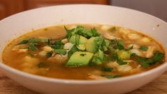 Thanksgiving Leftovers: Spicy Turkey Soup - Recipe by Laura Vitale - Lau...