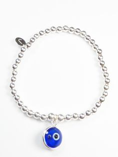 Love the evil eye charms! Protects you from all the evil around you :)