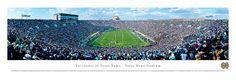 University of Notre Dame Fighting Irish-Notre Dame Stadium Panorama $29.95