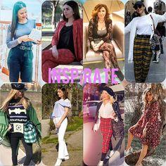 """Inspírate"" #ideales #grupoinstagram #blogger #model #instagood #style #fashion #tagsforlike #outfit #girls #cute #glam #kissmylook #tw feliz noche kissess"