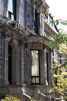 Victorian Montreal by chrisinphilly5448, via Flickr