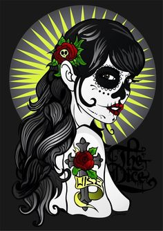 Girls :) by Buster Wise, via Behance