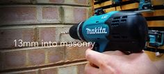 Makita DHP453 Combi-Drill - a Great Addition to Your Kit  Read more: http://www.toolstop.co.uk/makita-dhp453-combi-drill-a-great-addition-to-your-kit-a1426