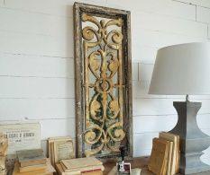 Decoratiune cu oglinda Pannel