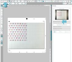 """Did you know you can use PixScan™ to decorate handmade cards? Today, I'm going to tell you how you can """"fussy-cut"""" patterned paper without even having to lift your detail scissors. To be honest, I had a PixScan™ matsince last Christmas when I received it with the CAMEO, but I've never tried it out. The great thing is the same PixScan™ mat that works with the previous model of the CAMEO will also work with the CAMEO 3 – no need to purchase a new one. How cool is that? Want to see how it…"""