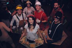 settlers of catan costume