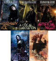 The October Daye series by Seanan McGuire