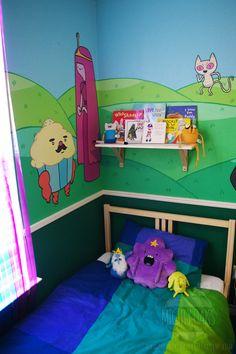 adventure+time | adventure-time-bedroom