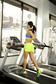 An easy interval workout where pace varies only slightly and never goes faster than 6.5 mph.