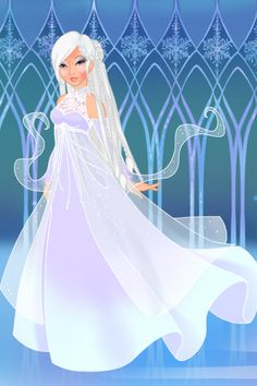 DDTC - Round One -Complete Looks! - Makeup by The_Nameless ~ Azalea's Dress Up Dolls