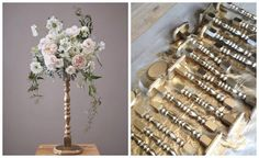 Give your wedding unique handmade touches that set your ceremony apart from the crowd with these thirty DIY projects.
