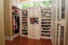 large walk in closet designs |
