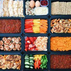 Busy Mom Food Prep - FamilyFreshMeals.com