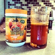 Youngevity BTT 2.0,,, Citrus Peach Fusion time! ... THUMB's up if you think so too!