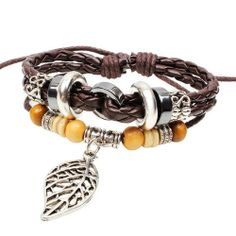 Fashion Lady Retro Weave Metal Colorful Beads Leather Brown Weave Bracelet Strands Bracelet Suede Rope Bracelet Gift Whatland,http://www.amazon.com/dp/B00J3MD4N6/ref=cm_sw_r_pi_dp_t3dEtb08C5WMB6HN