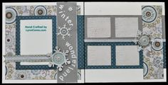 CTMH layout with Avonlea paper pack