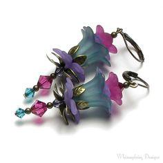 Floral Fairy Turquoi