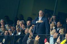 #Champions #Fenerbahce #President  Aziz Yıldırım