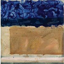 Shoreline - Helen Frankenthaler