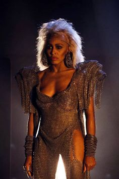 Tina Turner as Aunty Entity in Mad Max 3
