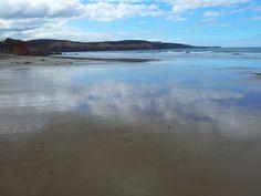 Anglesea beach. Victoria, Australia. Sep 2013. Photo taken using a Samsung Galaxy S2. (c) Lucas Pardo.