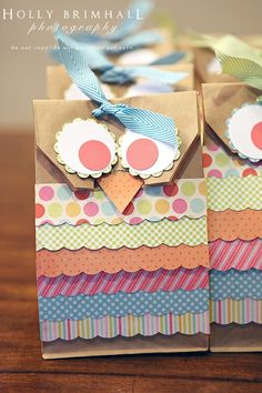 Owl Theme Birthday PartyFavor Bags