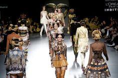 Primera jornada de la Madrid Fashion Week: Maya Hansen
