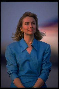 These People Have Been 'Ready for Hillary' Since 1992 Hillary For President, Madam President, Hillary Rodham Clinton, Judi Dench, Iconic Women, Classy Women, Powerful Women, Role Models, Presidents