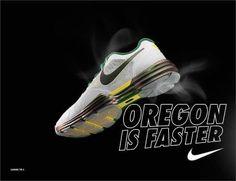ba85dbb7756 Custom Oregon Duck shoes Braden got for Christmas! Best wife award, i think  so