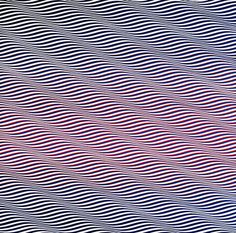 Bridget Riley: Cataract 3, 1967