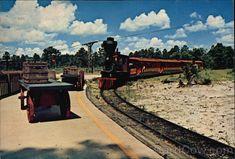Six Gun Territory - Steam Engine Ocala Florida