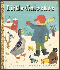 LGB - Little Galoshes #