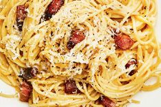 You want perfect strands of pasta glossed with a rich, silky sauce—not noodles tossed with scrambled eggs. Here's how to get pasta carbonara right, every time.
