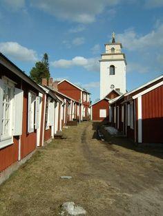 Gammelstad, Luleå, Sweden