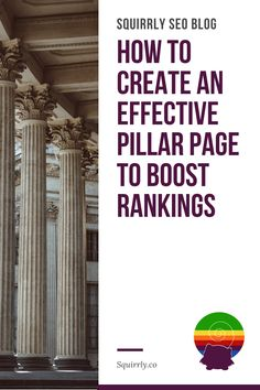 How to Create an Effective Pillar Page to Boost Rankings Real Estate Photography, Photography Tips, Wordpress Blogs, Tech Blogs, Social Media Channels, Abcs, Lead Generation, Personal Branding, Seo